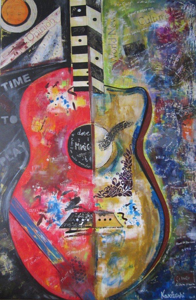 """""""Oliver's guitar"""""""